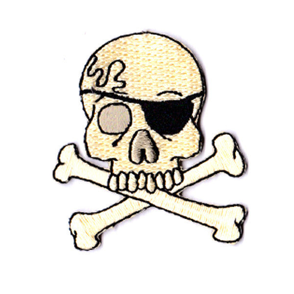Skull Tattoo Patch