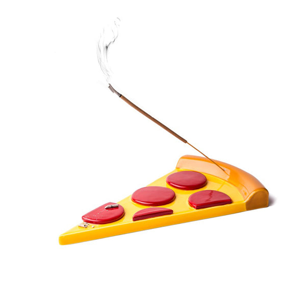 Pizza Incense Burner