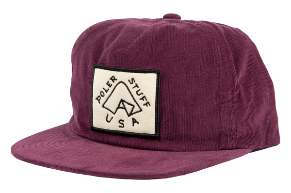 Tent Grampa Cordy Hat (2 Colours Available)