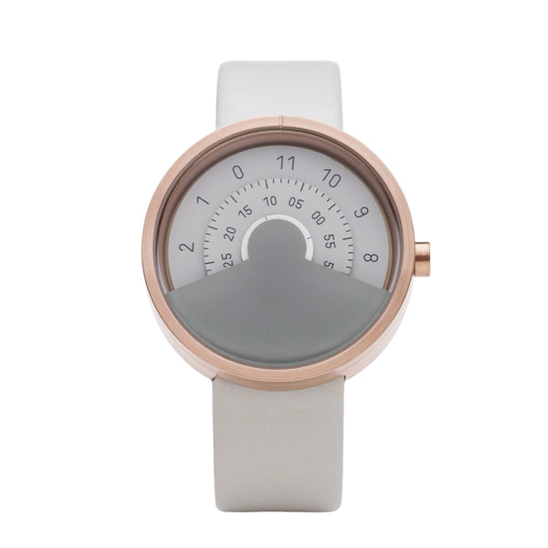 SERIES 000 - ROSE GOLD/GREY/WHITE
