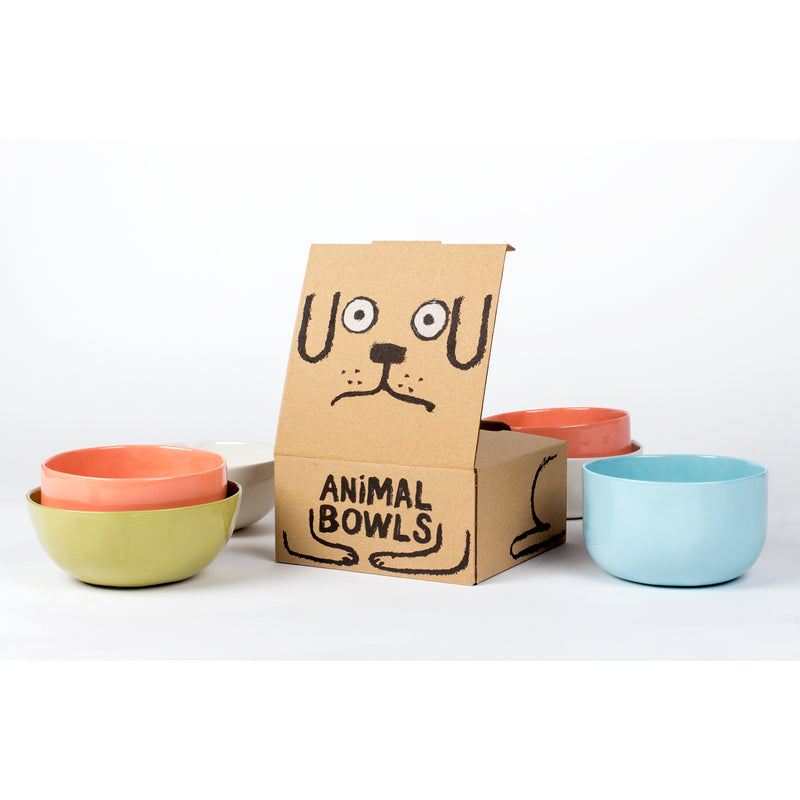 JEAN JULLIEN 'ANIMAL BOWLS'