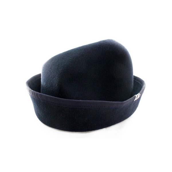 Wool Free Hat - Navy