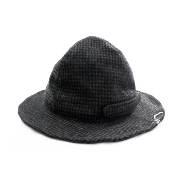 4Panel Mountain Hat - Black