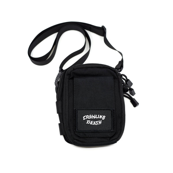 Military Side Bag - Black