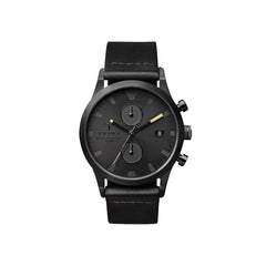 Sort of Black Chrono Watch