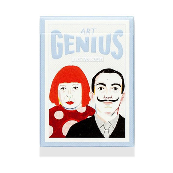 Art Genius - Genius Playing Cards
