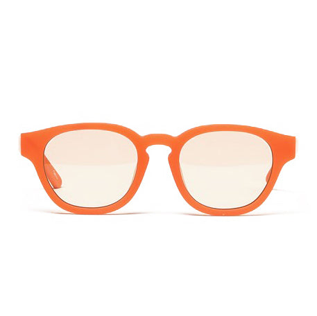 "CARROTS X INARI EYEWEAR ""BETA CAROTENE"" SUNGLASSES - ORANGE"