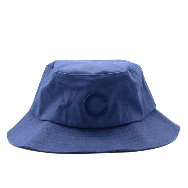 """C"" BUCKET HAT - NAVY"