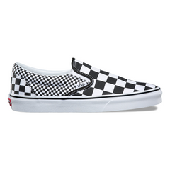 MIX CHECKER SLIP-ON