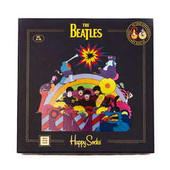 THE BEATLES 50 YEAR ANNIVERSARY 6PACK COLLECTOR BOX SET
