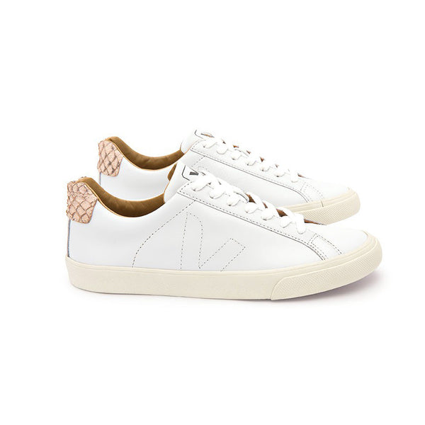 ER021266 Esplar Low Bastille Extra White Sneakers