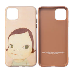 Yoshitomo Nara x How2Work Apple iPhone 11 Pro Max Case - Max, Puffy