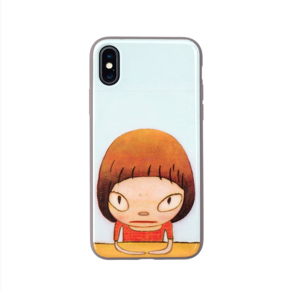 "Yoshitomo Nara Mobile Case - Let's Talk About ""Glory"""