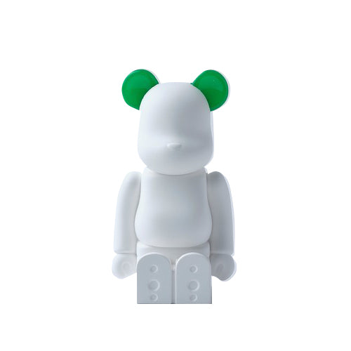 Bibliotheque Blanche x Medicom BE@RBRICK Aroma Ornament #0 Color - Green