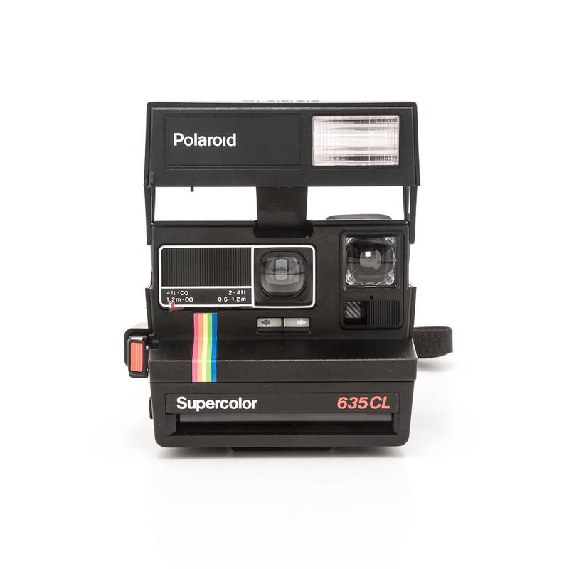 Polaroid 600 Camera - Supercolor 635CL