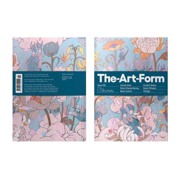ISSUE 03: James Jean Cover