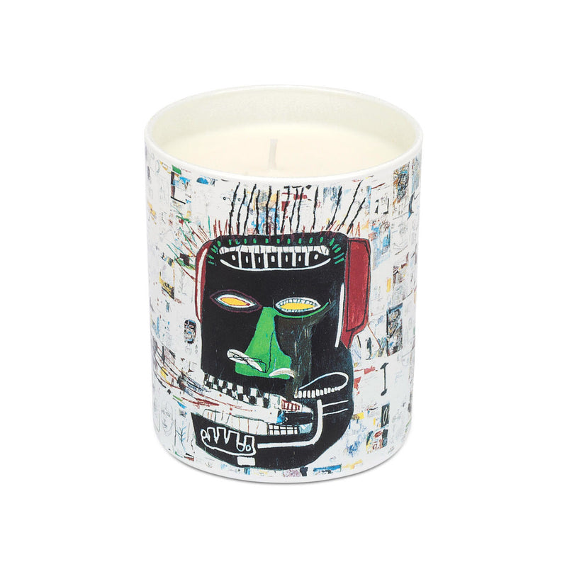 Jean-Michel Basquiat Perfumed Candle - Glenn