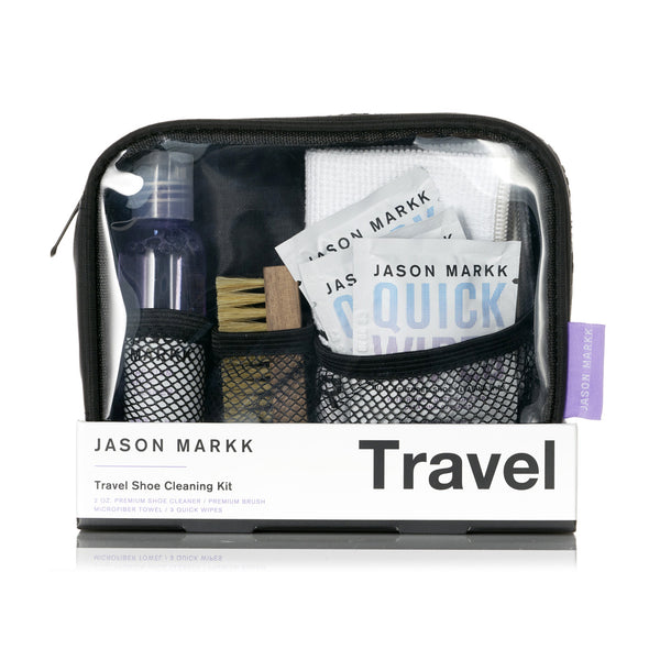 Shoes Cleaning Travel Kit