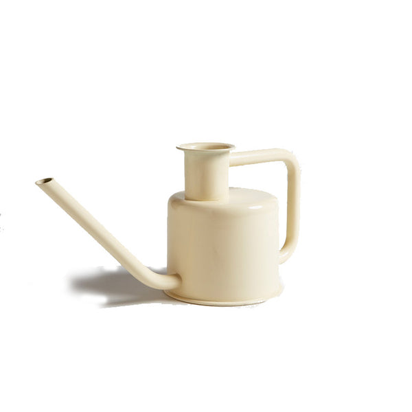 White Painted Stainless Steel X3 Watering Can
