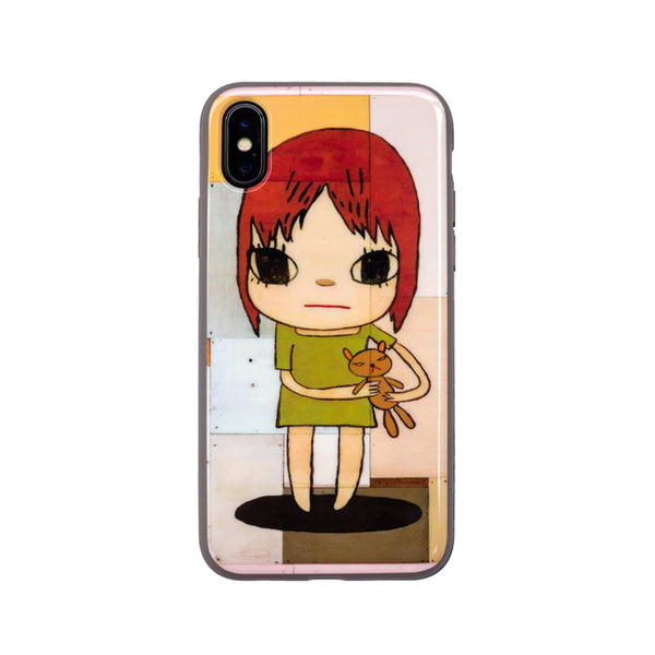 Yoshitomo Nara Mobile Case - My Bear (iPhone X)