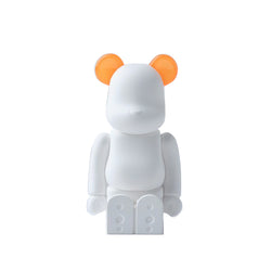 Bibliotheque Blanche x Medicom BE@RBRICK Aroma Ornament #0 Color - Orange