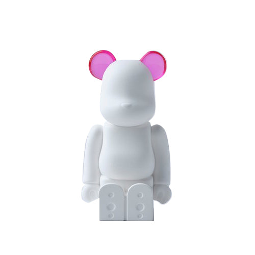 Bibliotheque Blanche x Medicom BE@RBRICK Aroma Ornament #0 Color - Pink