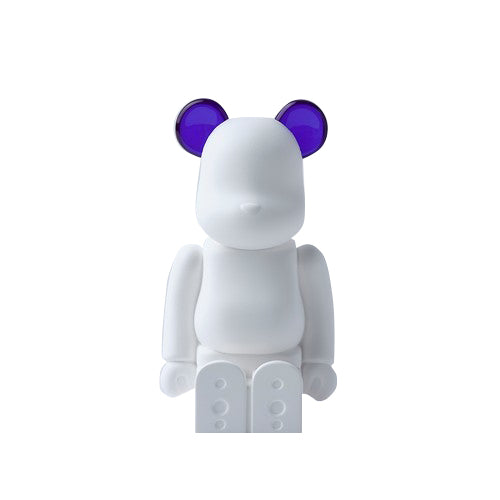 Bibliotheque Blanche x Medicom BE@RBRICK Aroma Ornament #0 Color - Purple