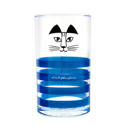 "Sync x Lisa Larson Tumbler Glass ""Mimi"" - Blue"