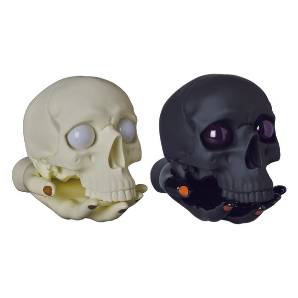 UNDERCOVER X P.A.M. SKULL & HAND LAMP SET