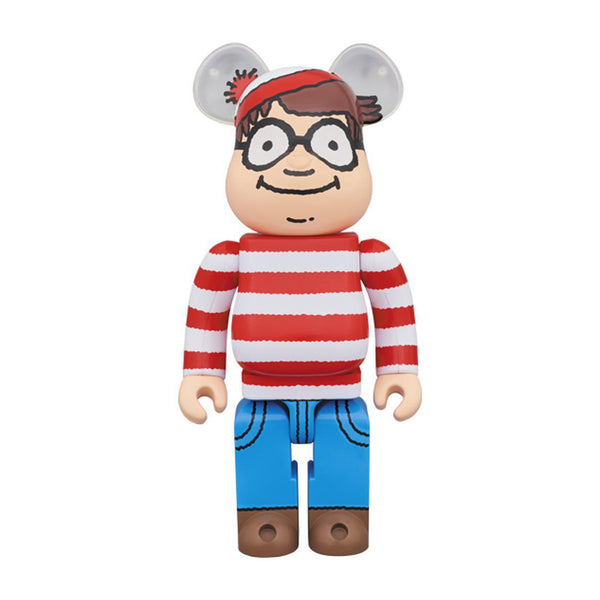 Wally 400% BEARBRICK