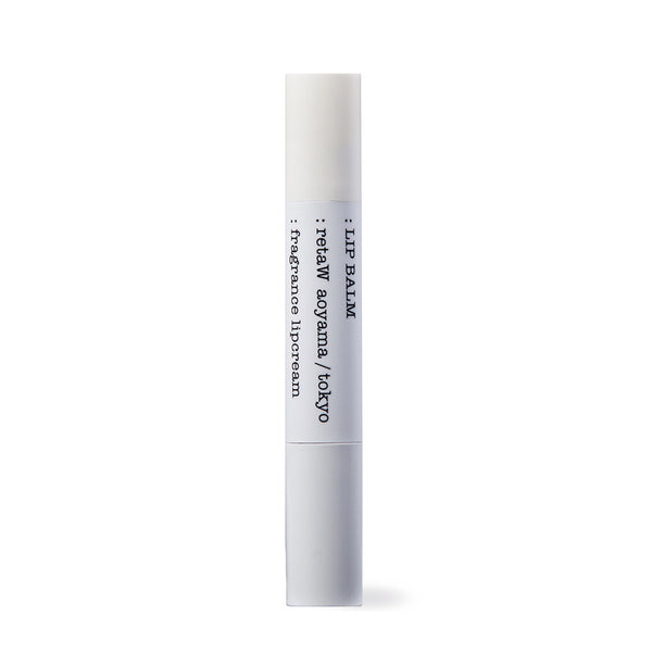 White retaW x Fragment Lip Balm