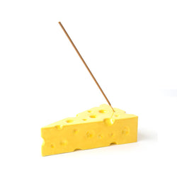 Cheese Incense Burner