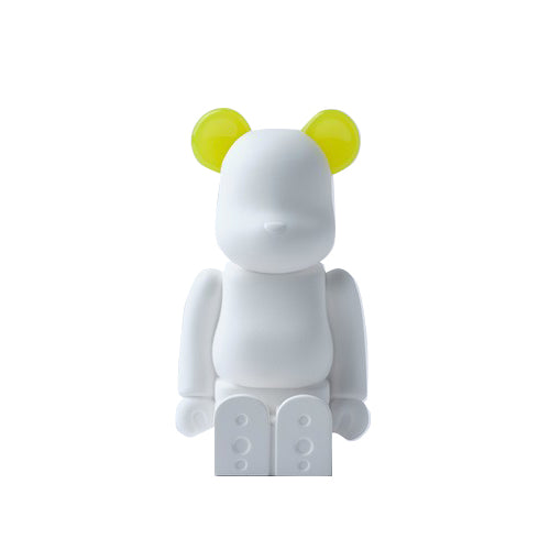 Bibliotheque Blanche x Medicom BE@RBRICK Aroma Ornament #0 Color - Yellow
