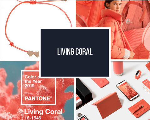 Living coral products