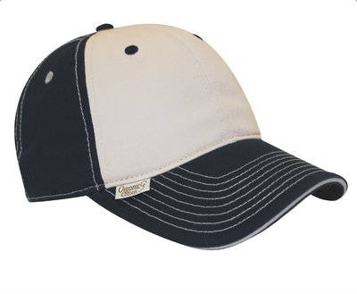 Organic Cotton Ball Cap