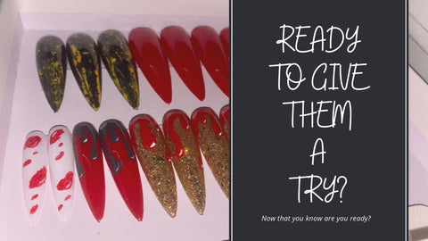 Ready to give press on nails a try?