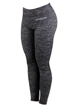 Six Deuce Rough Grey Melange Leggings