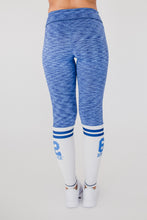 Six Deuce Sox Rough Blue Melange