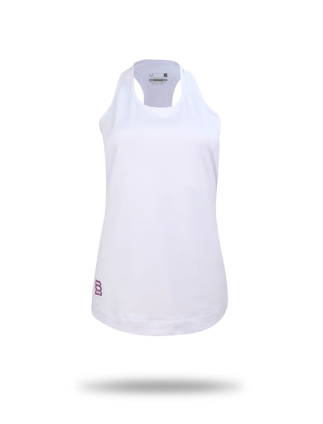Six Deuce Tank Top White