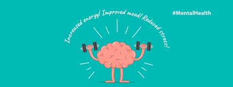 Exercise to improve your mental health