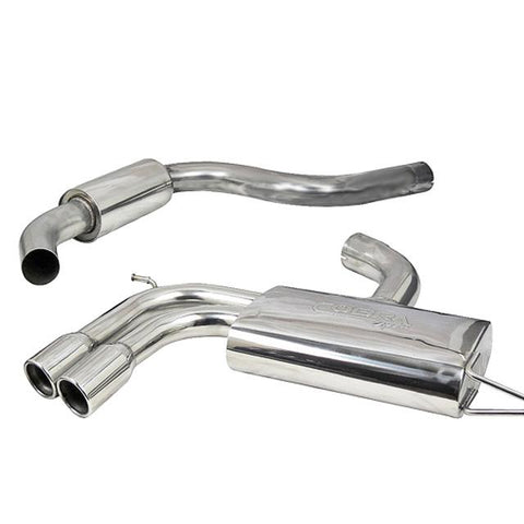 Cobra Sport Exhaust - Seat Leon Cupra Mk2 1P 2.0 T FSI (06-12) Cat Back Performance Exhaust