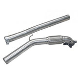 Cobra Sport Exhaust - Audi S3 (8P) Quattro (3 Door) Front Downpipe Performance Exhaust