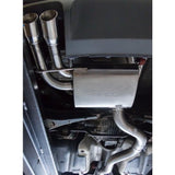 Cobra Sport Exhaust - Audi S3 (8P) Quattro (5 Door) Sportback Turbo Back Performance Exhaust