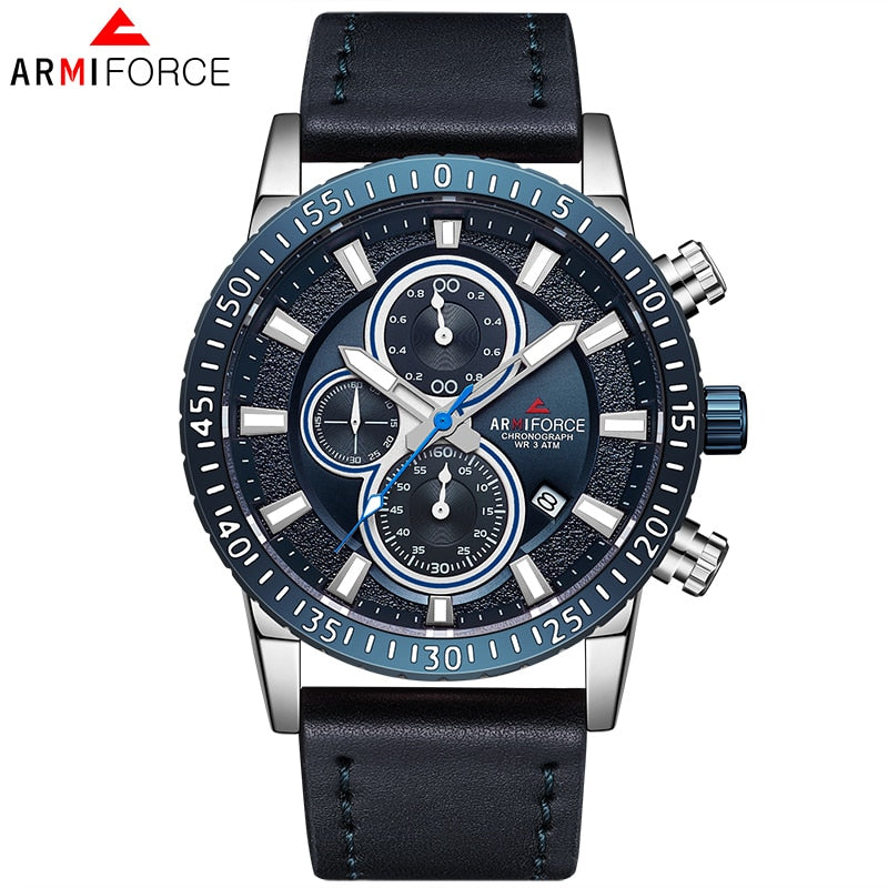 ARMIFORCE Mens Watches Top Brand Luxury New
