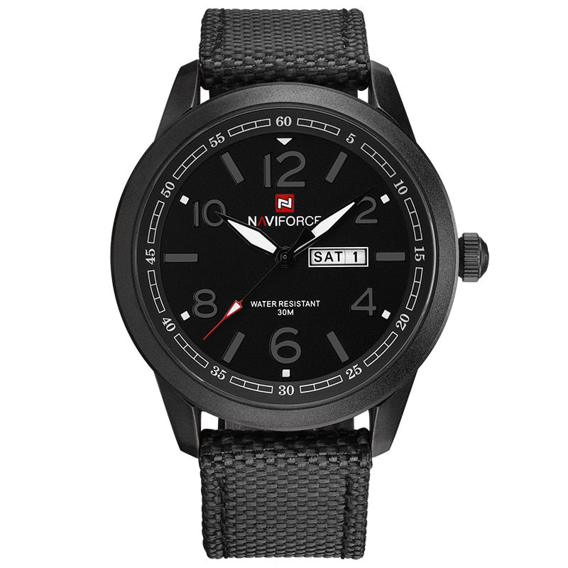 New NAVIFORCE Watches Fashion Men Top Brand Luxury