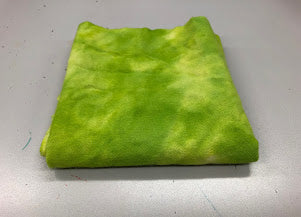 Lime Green, Wool Fabric