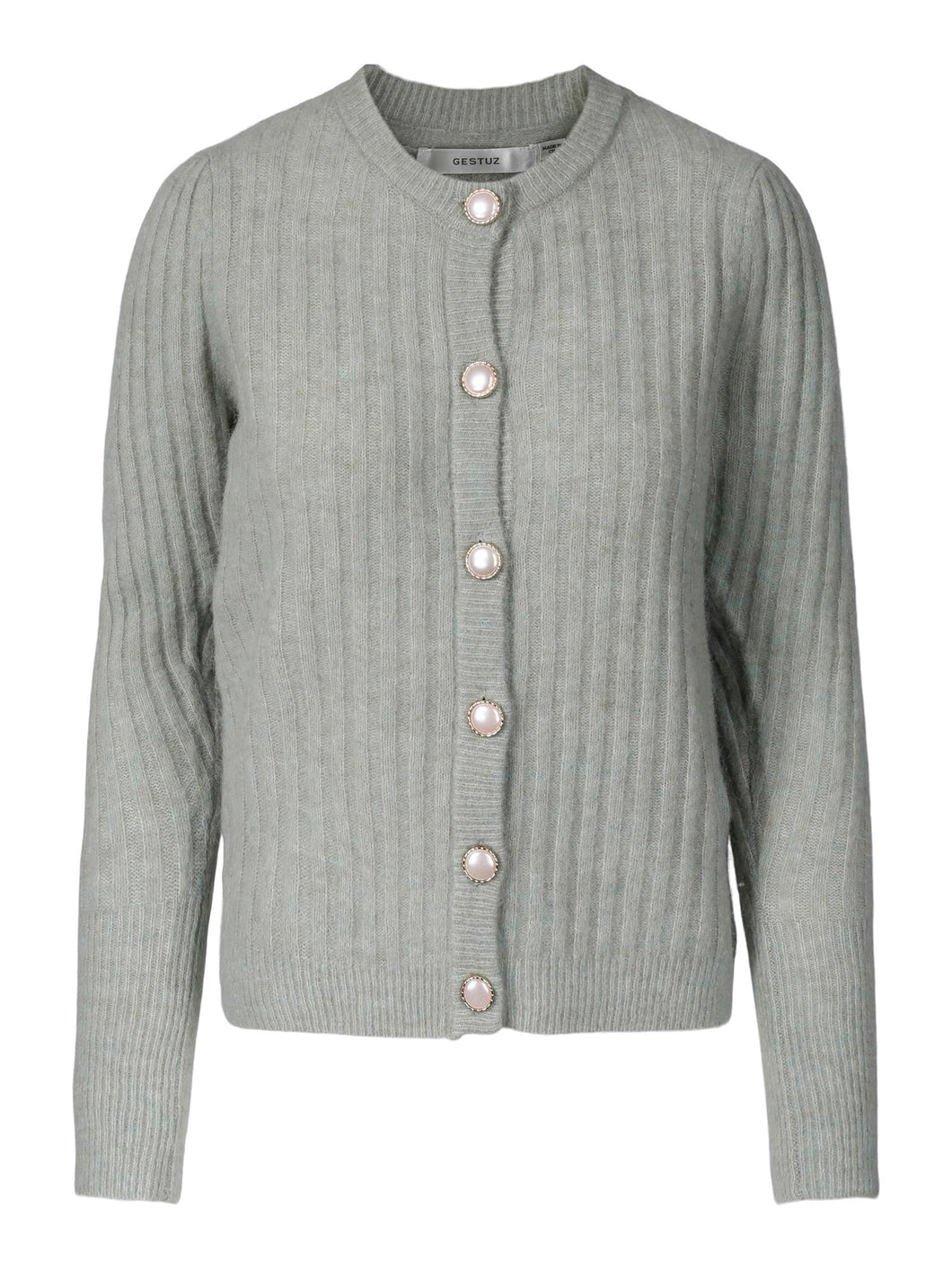 AlpiaGZ puff cardigan