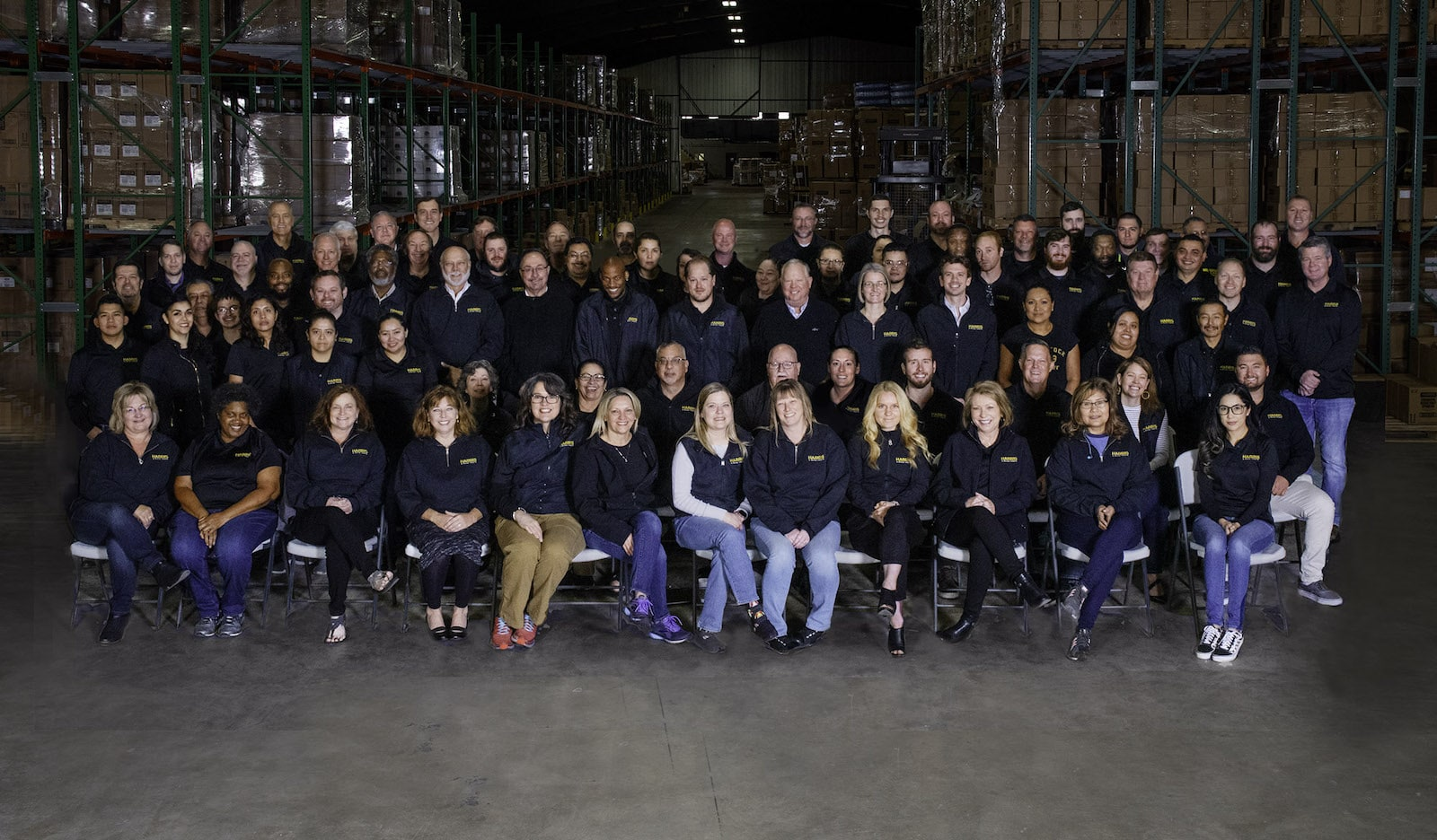 PF Harris Team - Our Story
