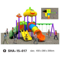 Kids Outdoor Playground SHA-15-017 - E-Baza