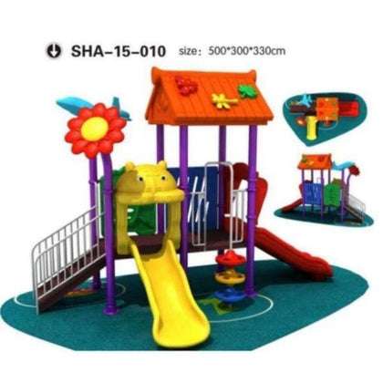 Kids Outdoor Playground SHA-15-010 - E-Baza